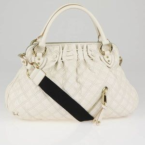 Marc Jacobs Quilted Leather Cecilia Bag